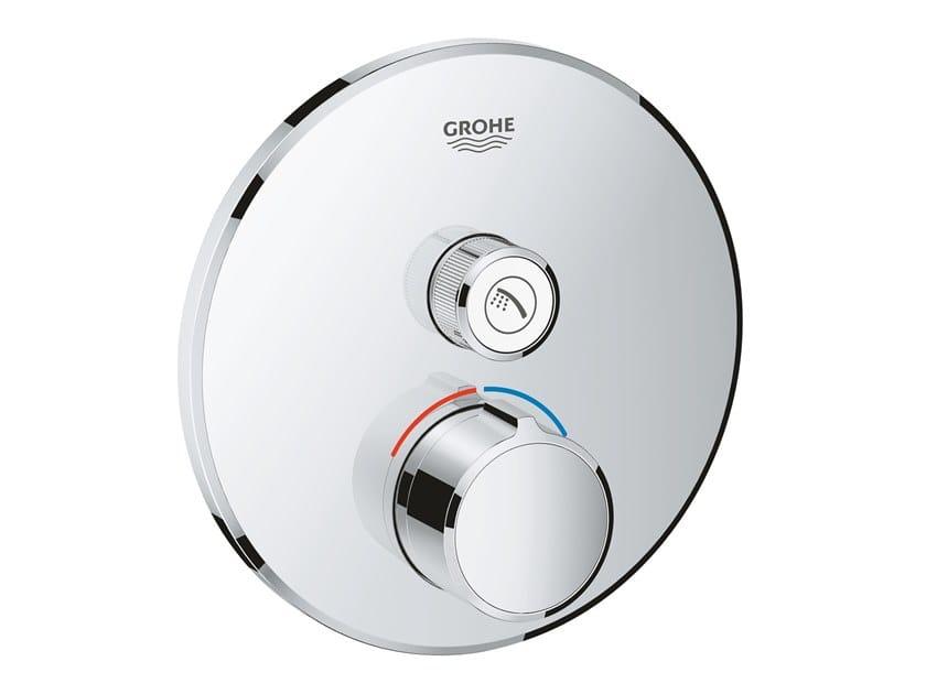 Miscelatore per doccia con piastra SMARTCONTROL 29144000   Miscelatore per doccia by Grohe
