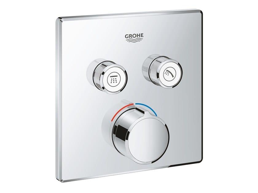Miscelatore per doccia con piastra SMARTCONTROL 29148000 | Miscelatore per doccia by Grohe