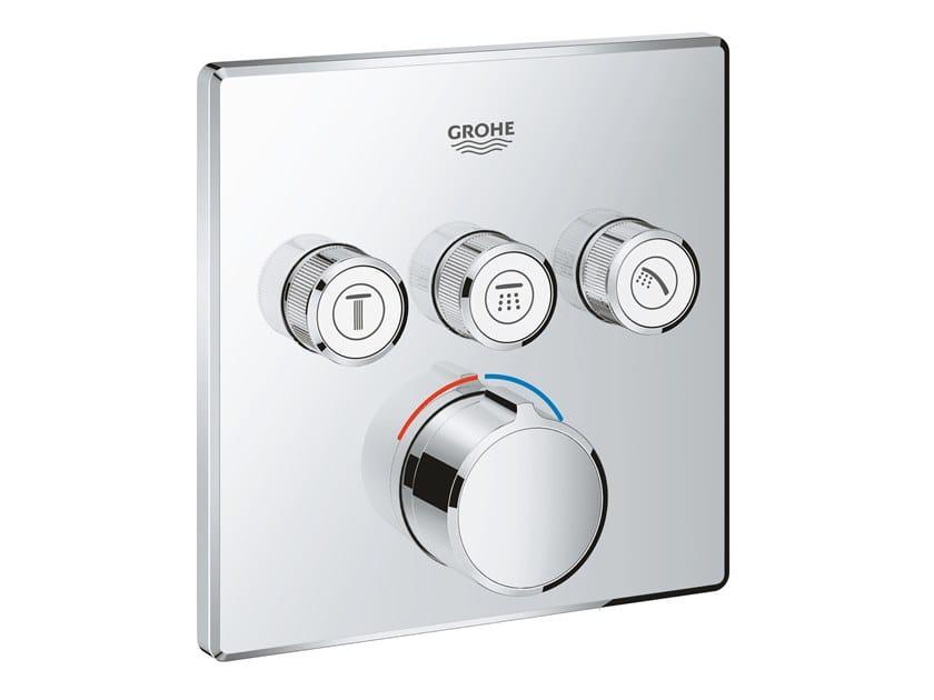 Miscelatore per doccia con piastra SMARTCONTROL 29149000 | Miscelatore per doccia by Grohe