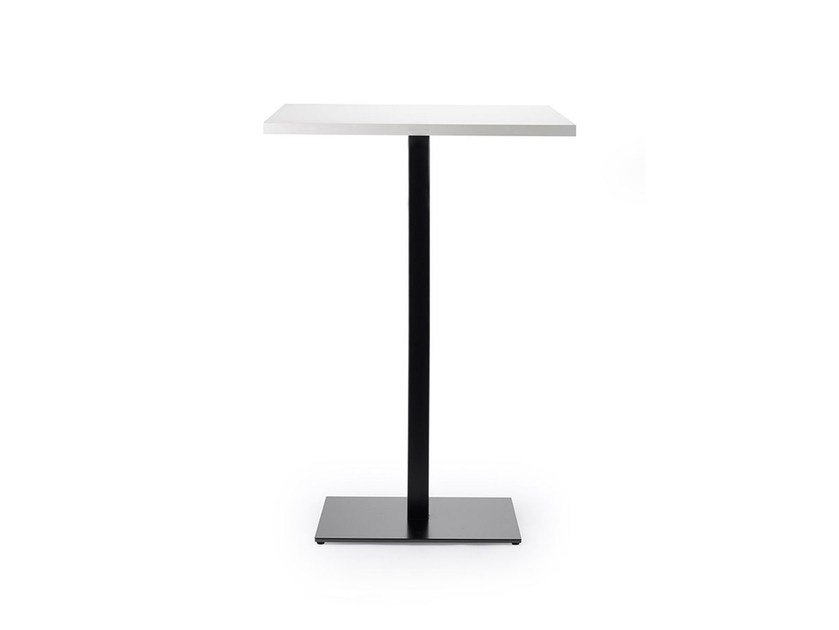 Square high table 2971 | High table by rosconi