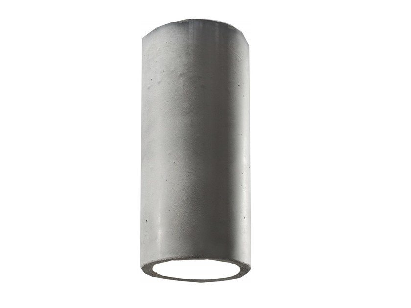 Cement ceiling lamp 2BO2 by Lucifero's