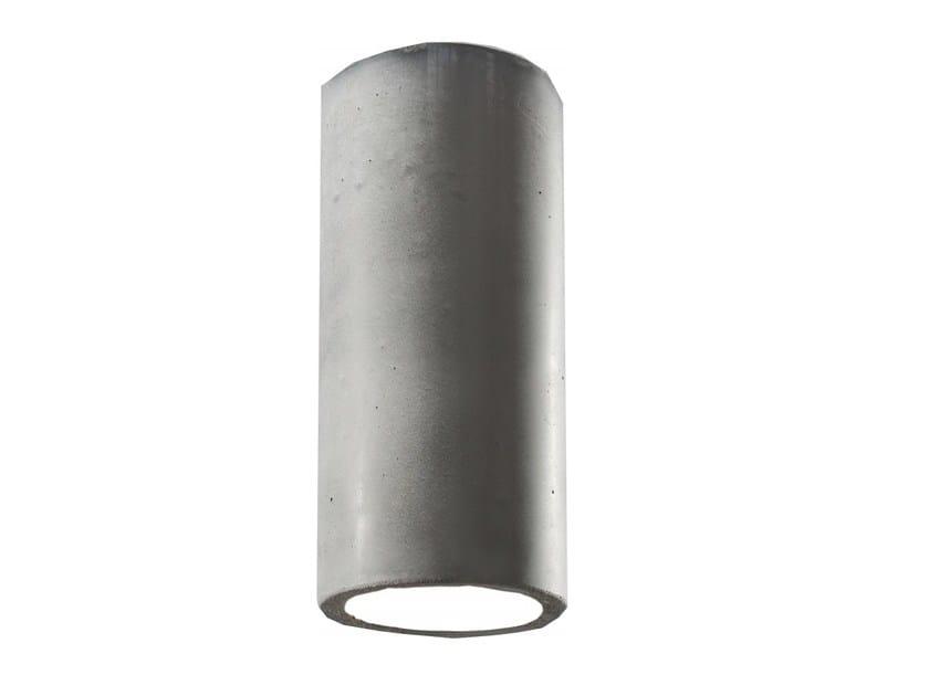 Lámpara de techo de cemento 2BO2 by LUCIFERO'S