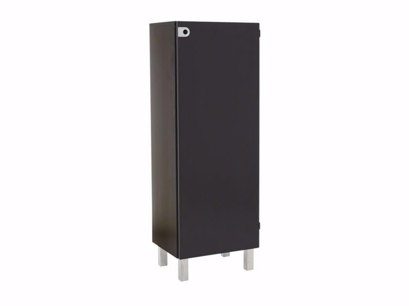 Wood veneer bookcase / office storage unit 2K-SKÅP   2K301 by Karl Andersson