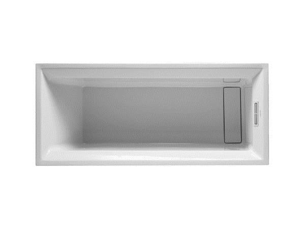 Vasca Da Bagno Rettangolare : Vasca da bagno doccia da incasso rettangolare in composito