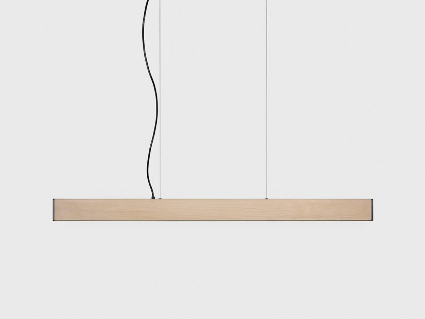 LED pendant lamp 2x4 by AlexAllen Studio