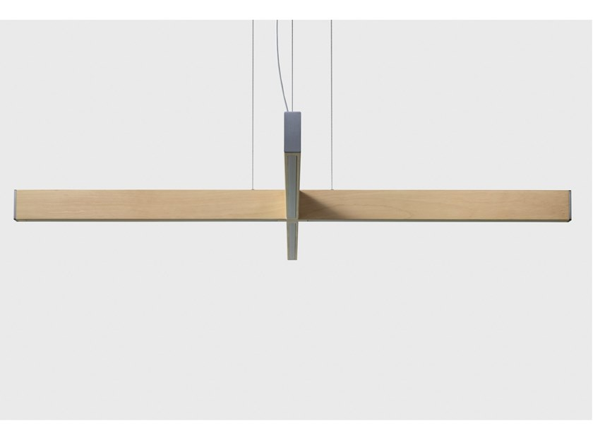 LED pendant lamp 2x4 PLUS by AlexAllen Studio
