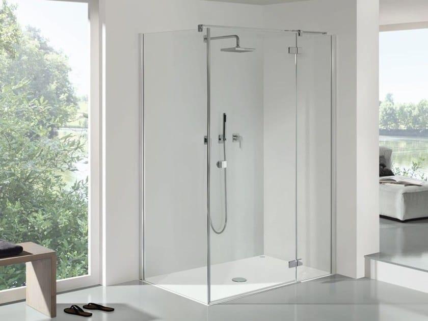3 | Rectangular shower cabin - Domus