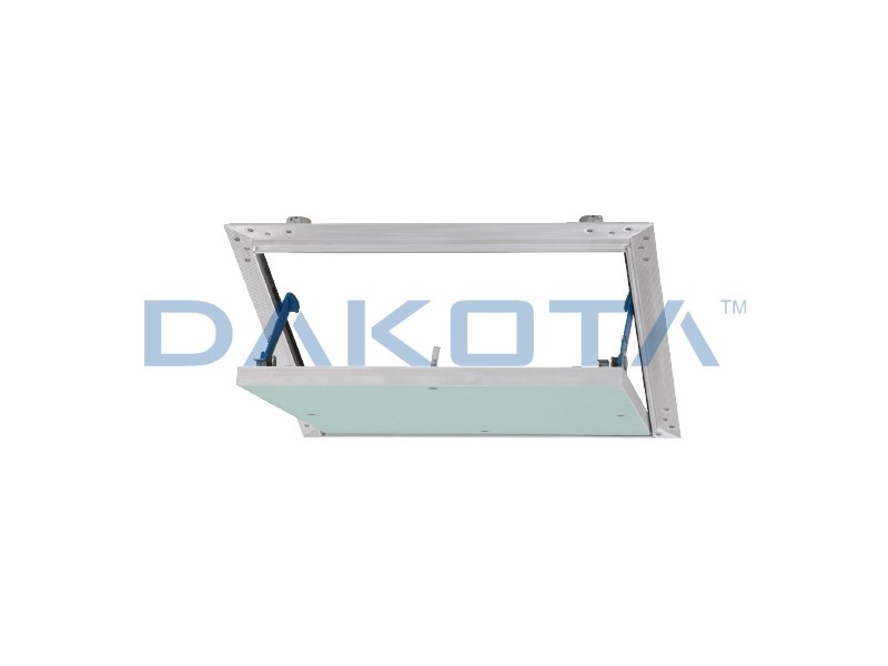 Plasterboard inspection chamber ALUNOVA HYDRO by Dakota