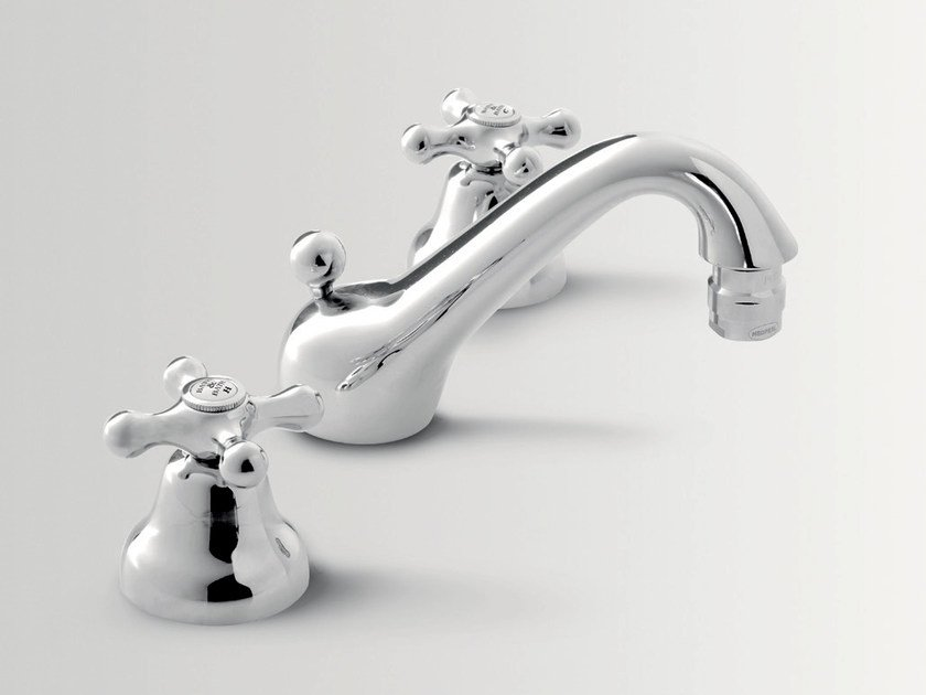 3 hole countertop bidet tap DOVER | 3 hole bidet tap by BATH&BATH
