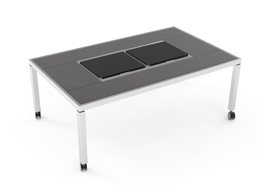 Dining table with cooling module Cooling Dining table by La tavola