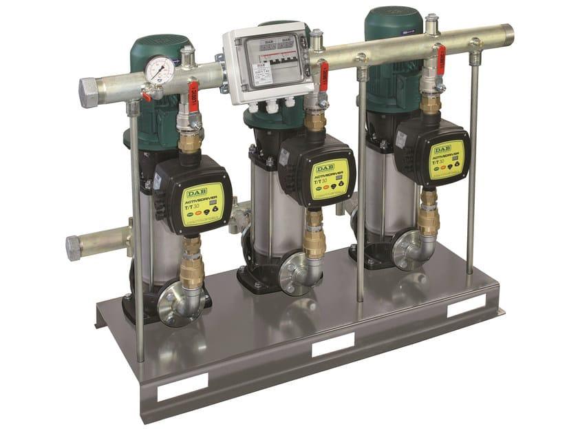 Grey water unit 3 NKV AD 10-15 by Dab Pumps