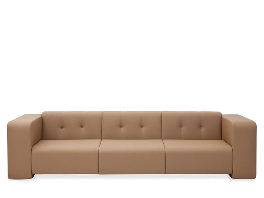 Tufted 3 seater sofa FRANK | 3 seater sofa by B&T Design