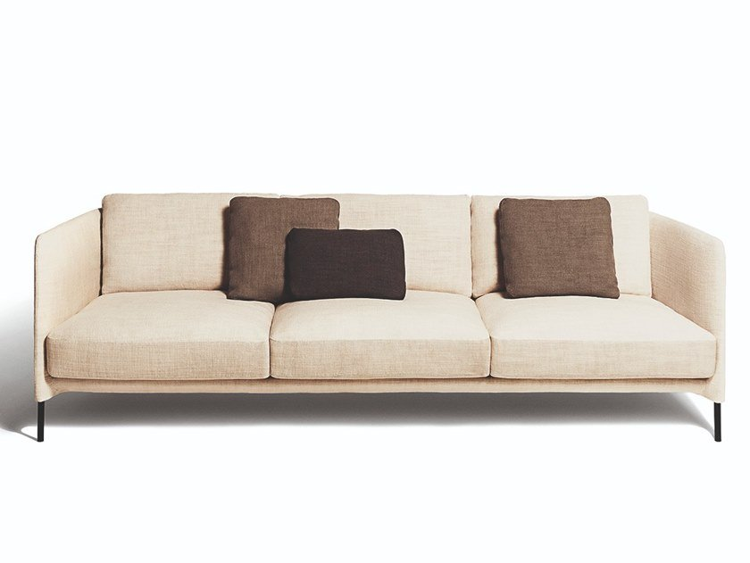 Divani De Padova.Blendy 3 Seater Sofa Blendy Collection By De Padova