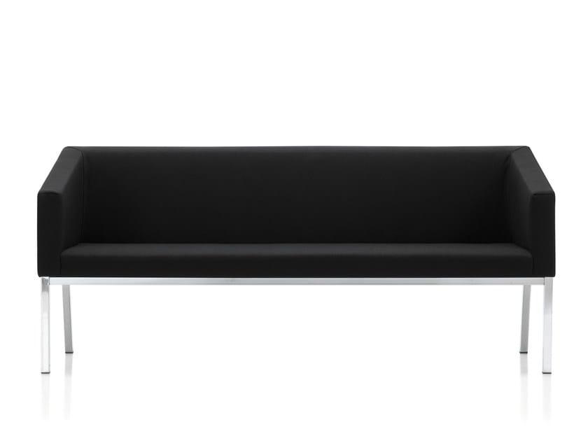 3 seater sofa PARK | 3 seater sofa by Emmegi