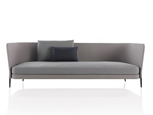 3 seater Batyline® sofa KÄBU | 3 seater sofa by EXPORMIM