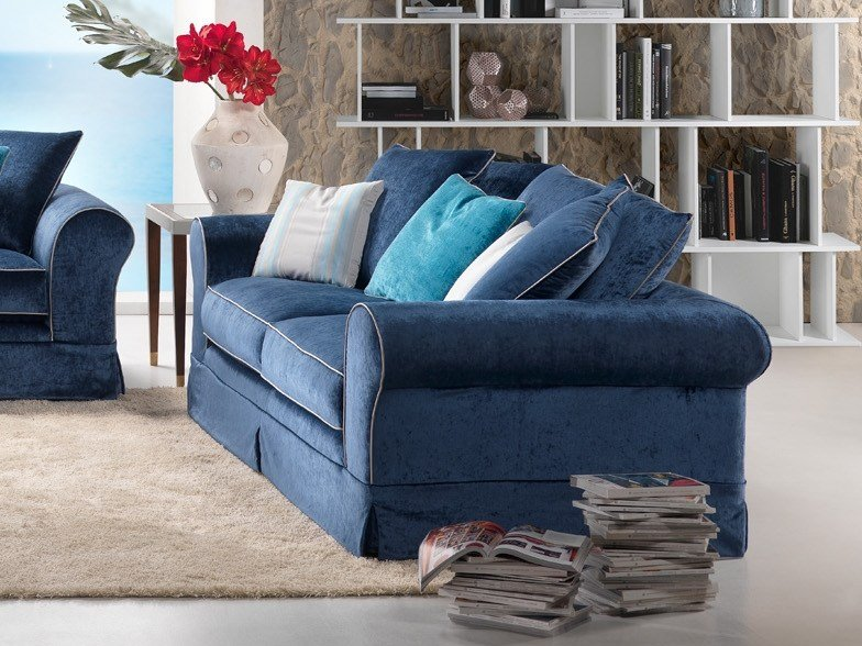 3 seater fabric sofa BABILONIA | 3 seater sofa by Gold Confort