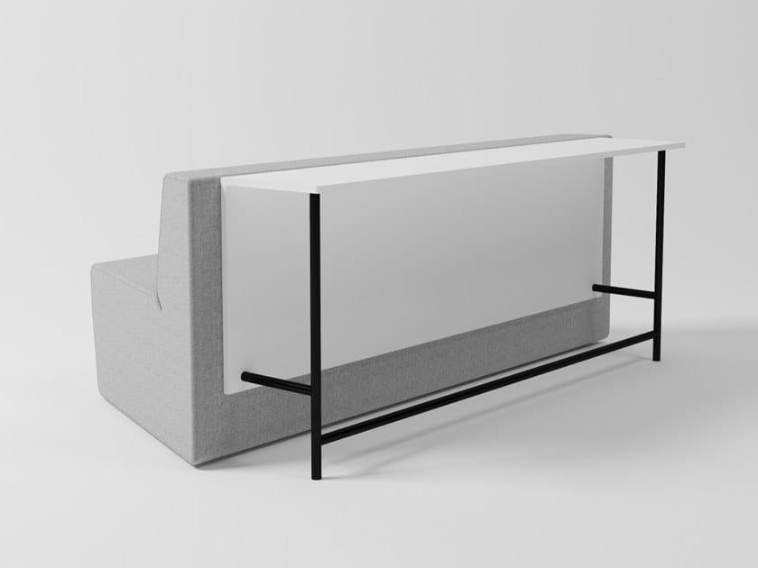 Sofá 3 lugares de tecido MODO   Sofá 3 lugares by Grado Design