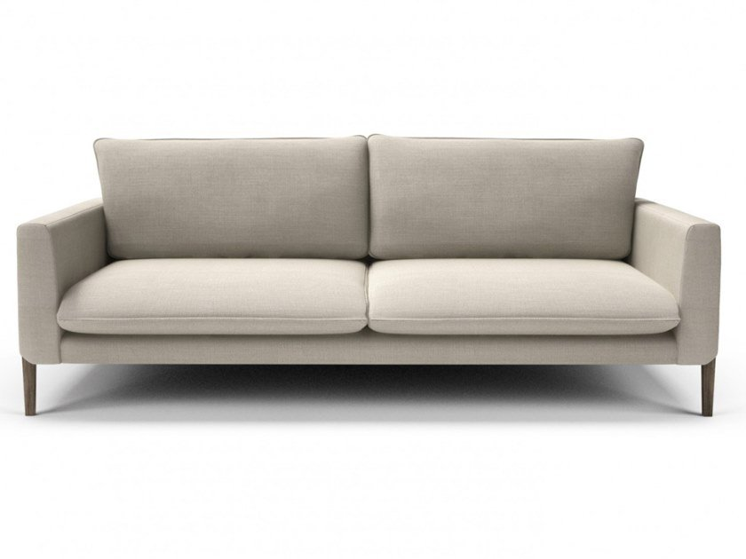 4 seater fabric sofa CHARLES | 4 seater sofa by Huppé