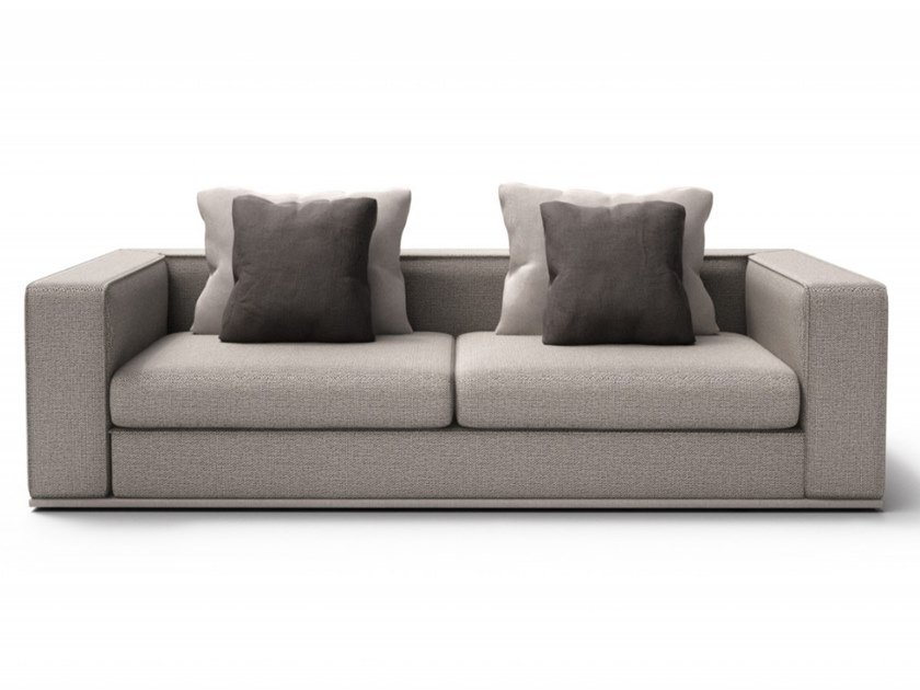 3 seater fabric sofa CHELSEA | 3 seater sofa by Huppé