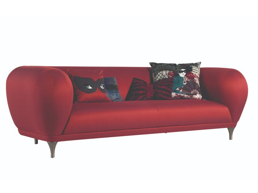 3 seater fabric sofa MONTGOLFIÈRE   3 seater sofa by ROCHE BOBOIS