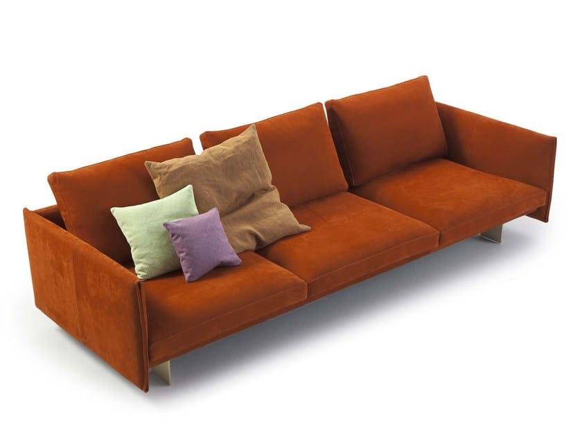 Superieur 3 Seater Fabric Sofa DEEP | 3 Seater Sofa By Sancal