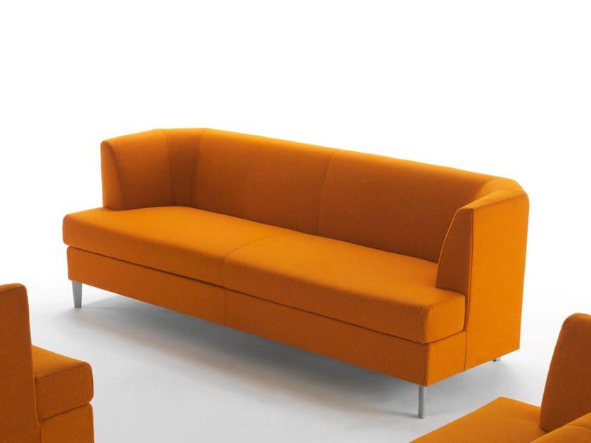 3 seater fabric sofa COSY I153 by Segis