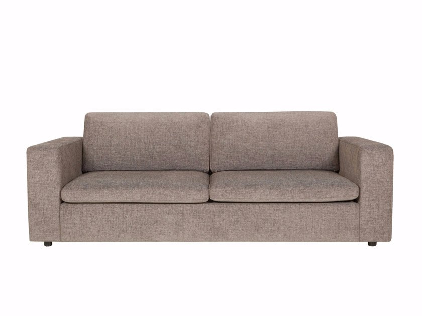 Upholstered 3 seater fabric sofa VARIO | 3 seater sofa by SITS