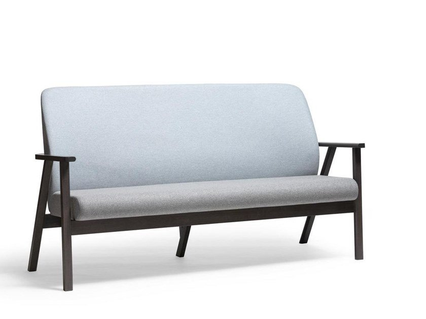 3 seater fabric sofa SANTIAGO 02 | 3 seater sofa by TON