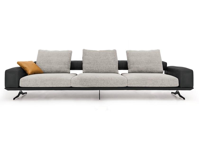 3 seater fabric sofa IBIZA | 3 seater sofa by Tonino Lamborghini Casa