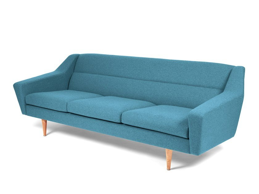 3 seater fabric sofa COSMO | 3 seater sofa by OOT OOT