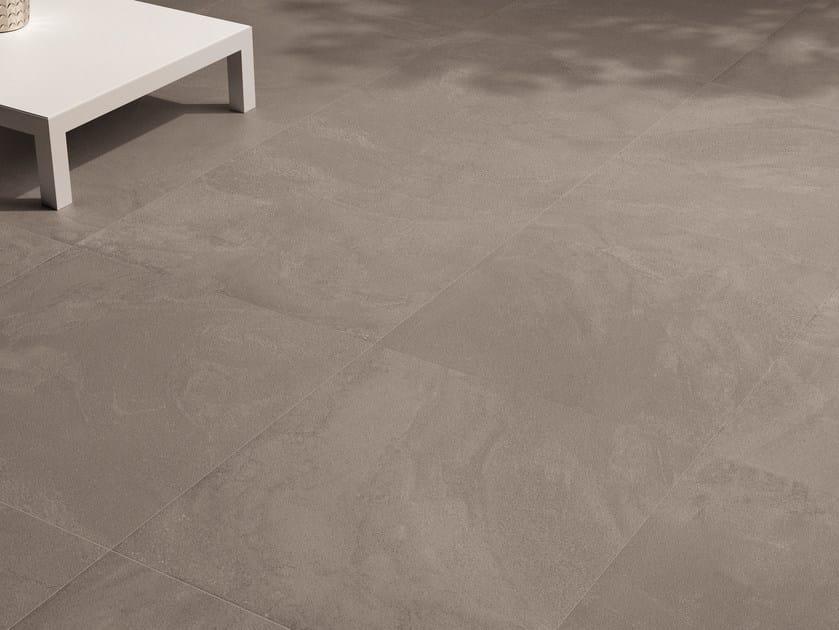 Indoor/outdoor porcelain stoneware wall/floor tiles +3 TORTORA by Viva by Emilgroup