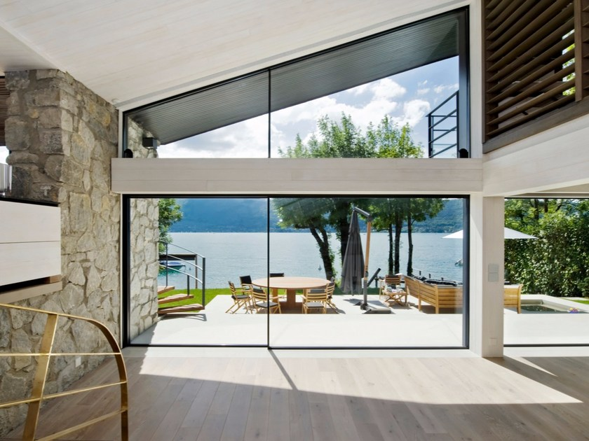 Aluminium sliding door Vitrocsa 3001 Sliding by Vitrocsa
