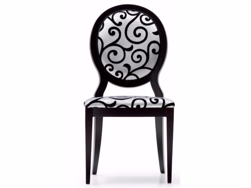 Medallion fabric chair 30100 | Chair by OPERA CONTEMPORARY