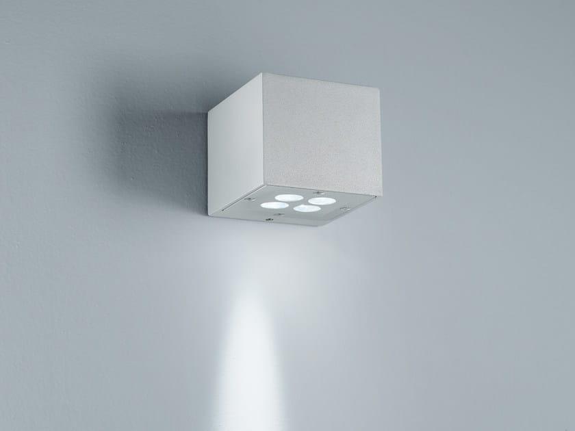 Applique a LED in alluminio 31074-31075 by NOBILE ITALIA