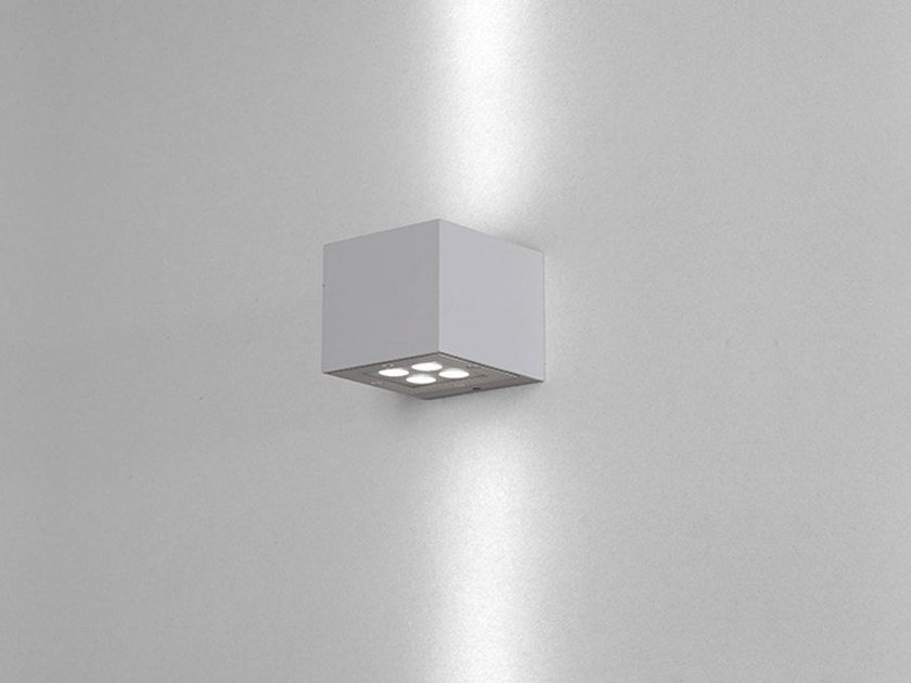 Applique a LED in alluminio 31076-31077 by NOBILE ITALIA