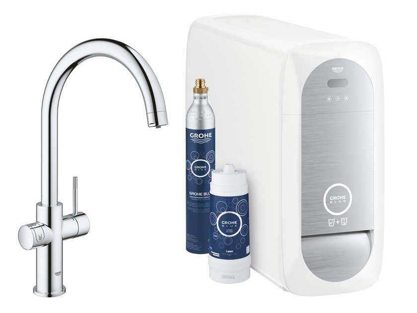 Kitchen tap / water dispenser BLUE HOME 31455001 by Grohe