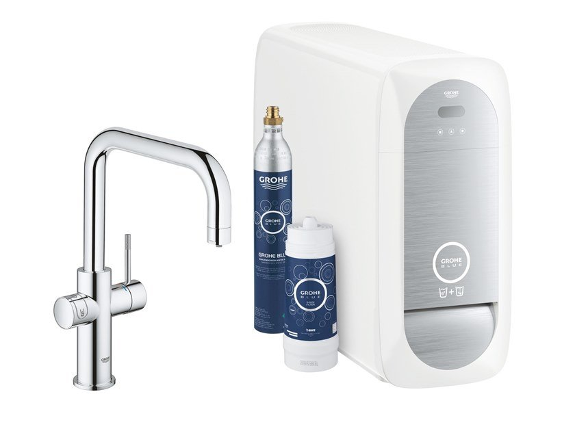 Kitchen tap / water dispenser BLUE HOME 31456001 by Grohe