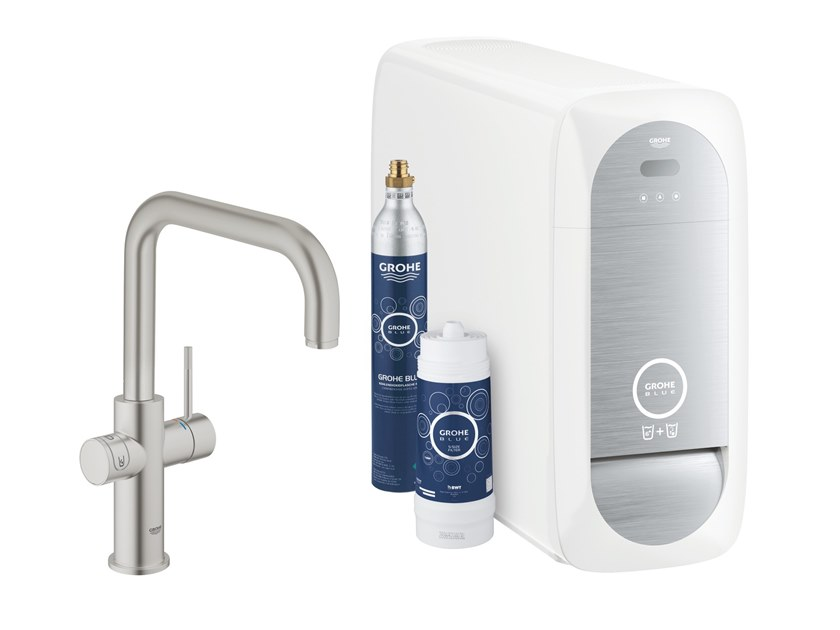 Kitchen tap / water dispenser BLUE HOME 31456DC1 by Grohe