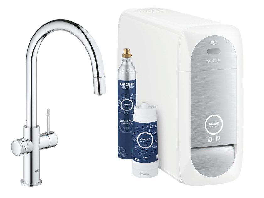 Kitchen tap / water dispenser BLUE HOME 31541000 by Grohe