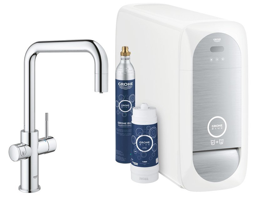 Kitchen tap / water dispenser BLUE HOME 31543000 by Grohe