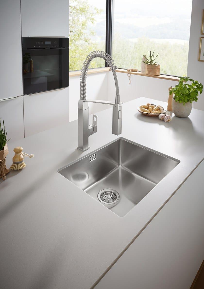 Lavello Cucina Una Vasca Grande k700 - 31574sd0 | lavello