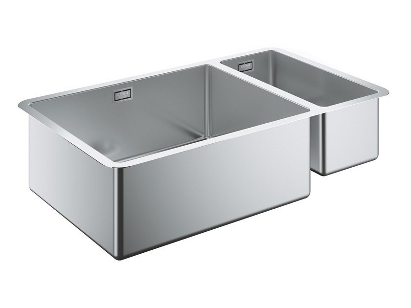 1 1/2 bowl undermount stainless steel sink K700 - 31575SD0 | Sink by Grohe