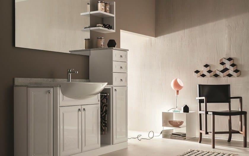 Bathroom furniture set 32 by RAB Arredobagno