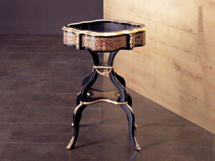 Wooden pedestal 320   Pedestal by Rozzoni