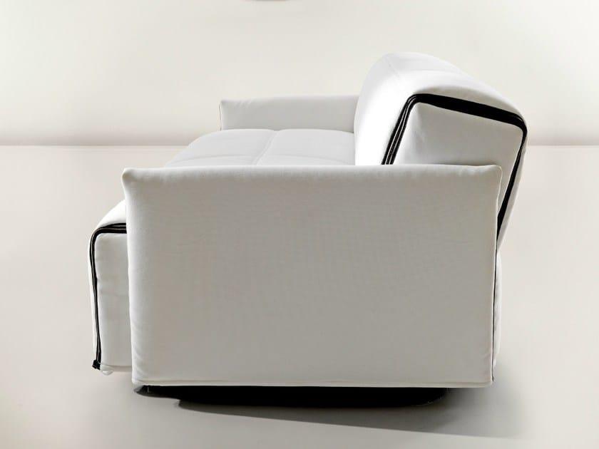 Letto Zip Bedden : Divano letto in tessuto 3250 zip divano letto vibieffe