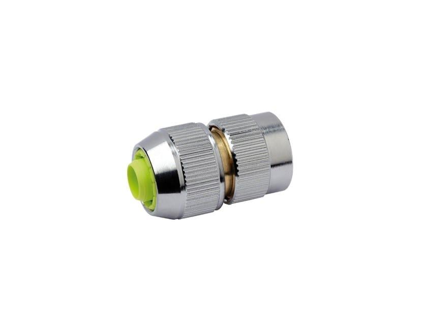 Automatic hose connector CHROME LINE CONNECTOR CHR330 by AQUAJET by Colortap