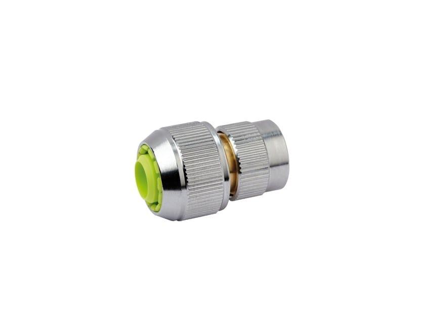 Automatic hose connector CHROME LINE CONNECTOR CHR331 by AQUAJET by Colortap