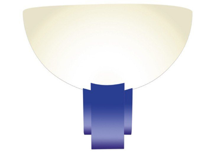 Direct light wall light 347 BV | Wall light by Jean Perzel