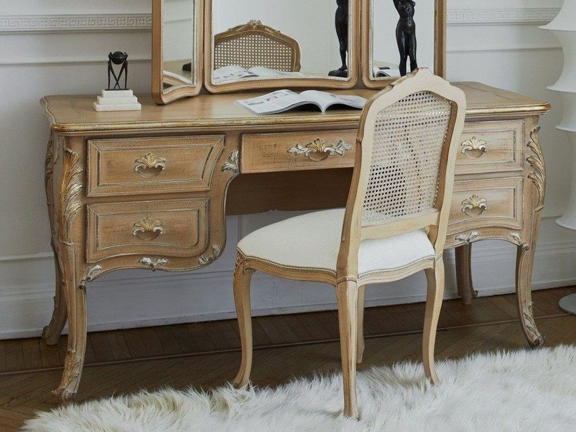 Wooden dressing table 3687 | Dressing table by Grifoni Silvano