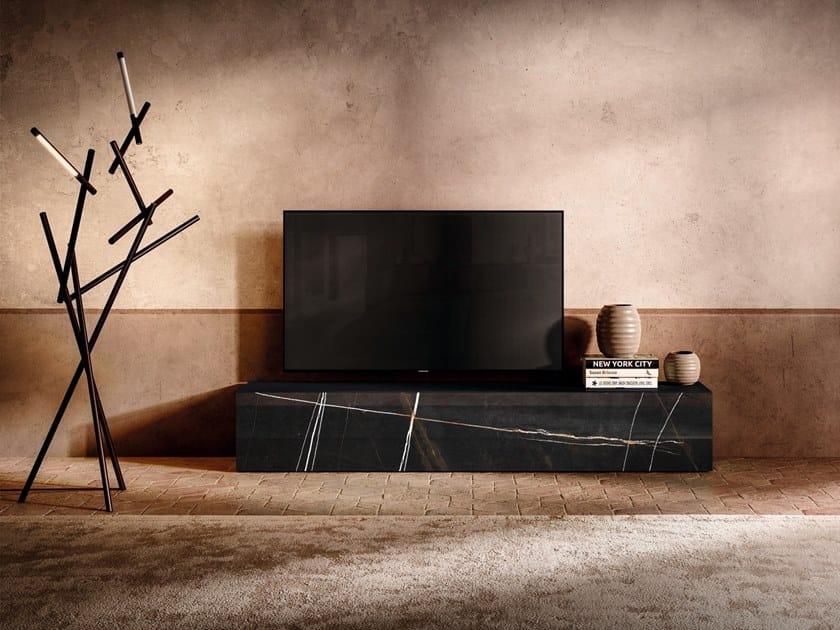 TV-Möbel 36E8 XGLASS | TV-Möbel by Lago